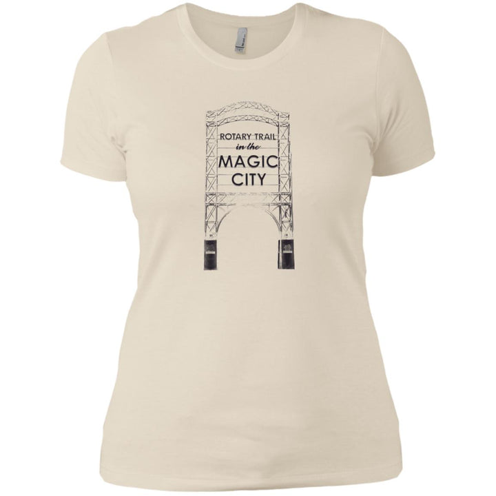Magic City Ladies' Boyfriend T-Shirt