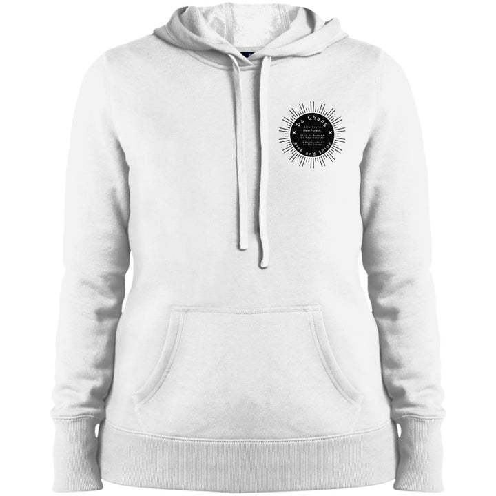 Da Chang Ladies' Pullover Hooded Sweatshirt - Spgetti