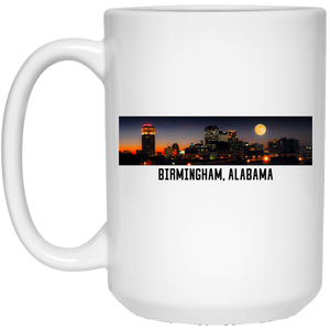 Birmingham And Moon 15 oz. White Mug - Spgetti