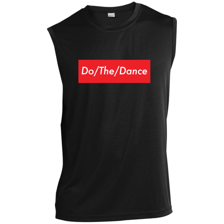 Do/The/Dance  Sport-Tek Sleeveless Performance T-Shirt - Spgetti