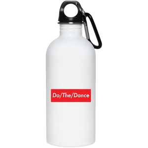 Do/The/Dance 20 oz. Stainless Steel Water Bottle - Spgetti