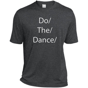 Do/The/Dance Dri-Fit Moisture-Wicking T-Shirt - Spgetti