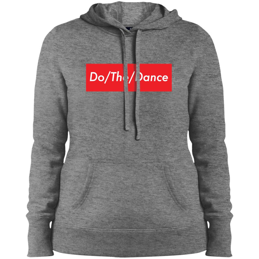 Do/The/Dance Sport-Tek Ladies' Pullover Hooded Sweatshirt - Spgetti