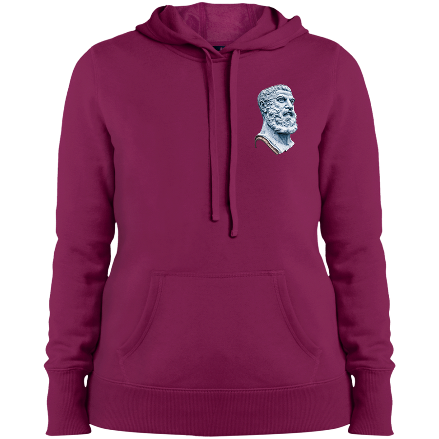 Little Vulcan Ladies' Pullover Hooded Sweatshirt - Spgetti