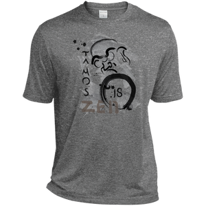 Vintage Heather Ta Mo's (Bodhidarma)18 Zen t-shirt
