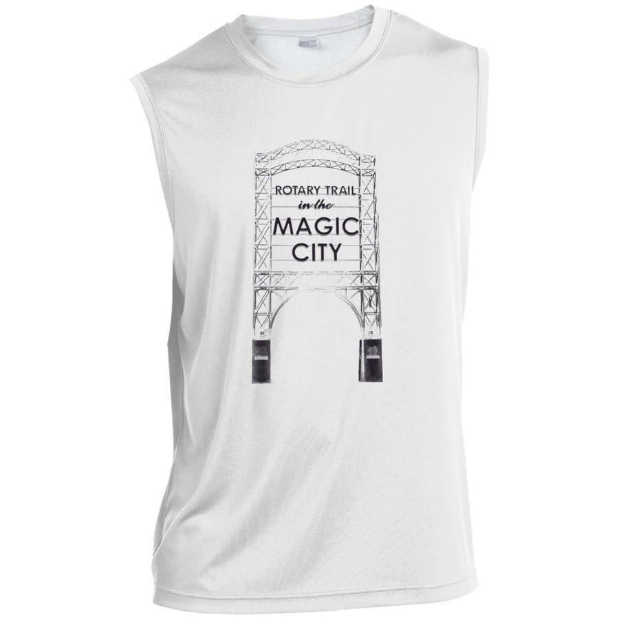 Magic City Sleeveless Performance T-Shirt