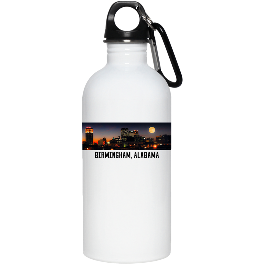 Birmingham And Moon 20 oz. Stainless Steel Water Bottle - Spgetti