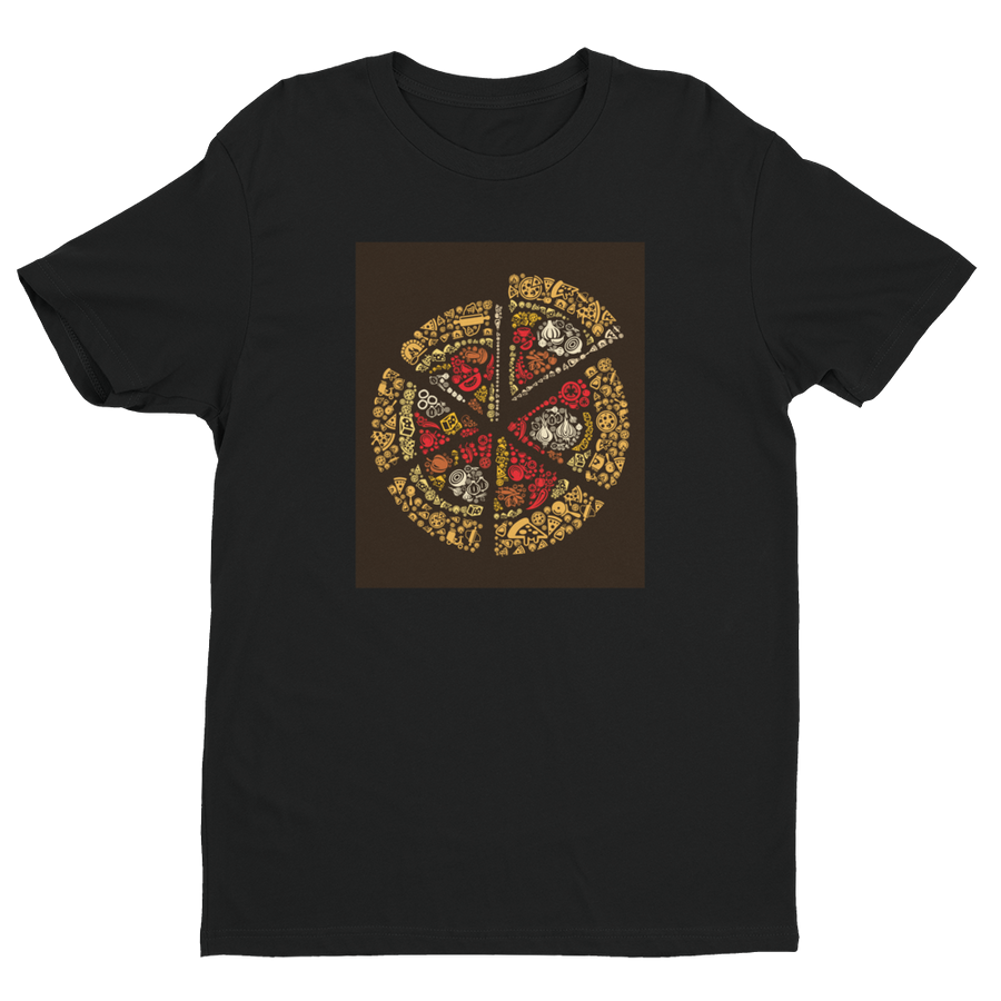Pizza Short Sleeve T-shirt
