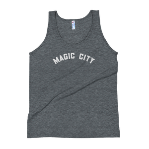 Magic City 2 Unisex Tank Top