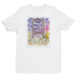 Magic City Rotary Trail Short Sleeve T-shirt - Spgetti