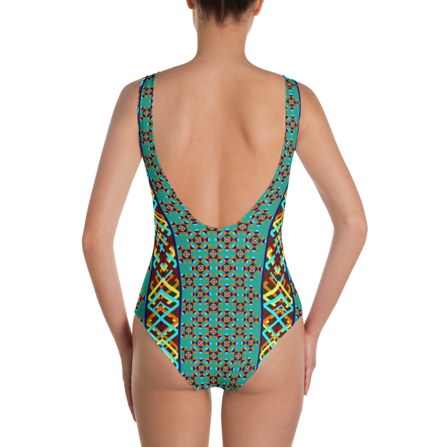 South West One-Piece Swimsuit