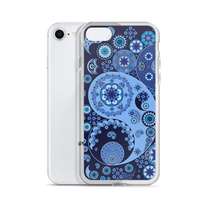 Paisley Pattern iPhone Case