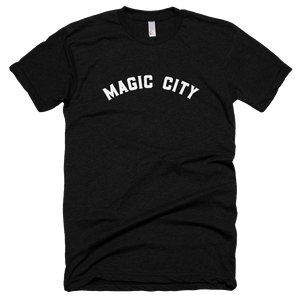 Magic City Short sleeve soft t-shirt