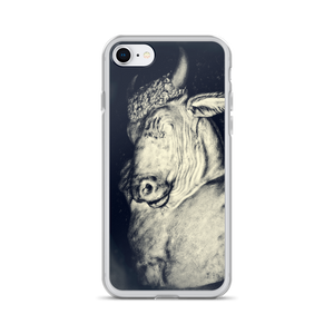 Minotaur iPhone Case - Spgetti