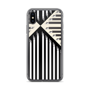 The Big Point iPhone Case