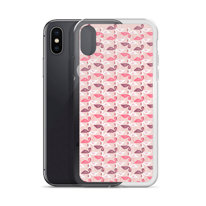 Flamingos iPhone Case - Spgetti