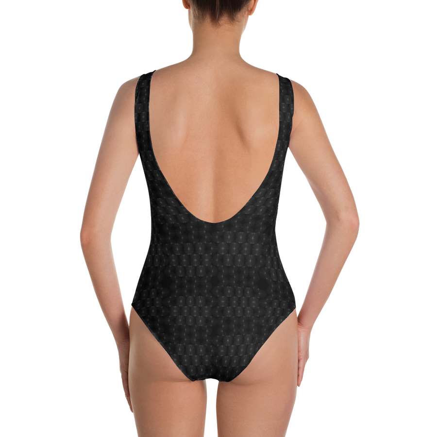 One-Piece Swimsuit - Spgetti