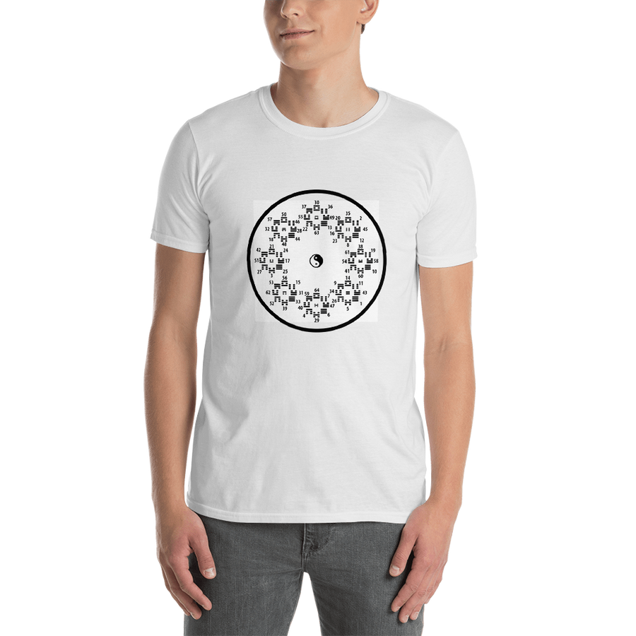 I Ching Short-Sleeve Unisex T-Shirt - Spgetti