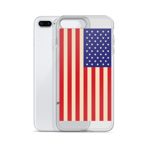 American Flag iPhone Case - Spgetti