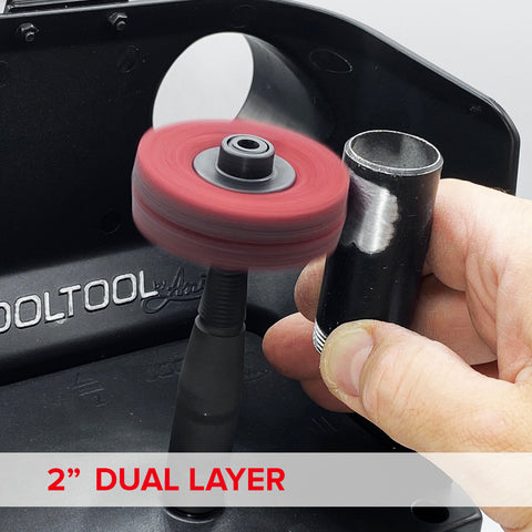 "2"" dual layer Scrubby Paint Removal"
