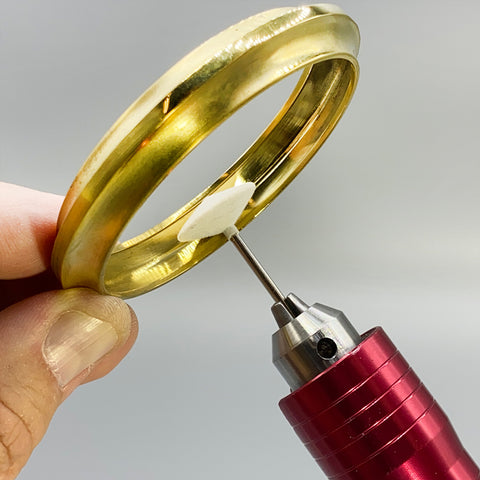 MINI Knife Edge Polishing Inside Bangle