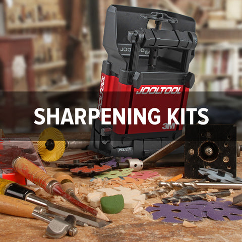 JOOLTOOL Sharpening and Woodworking Kits