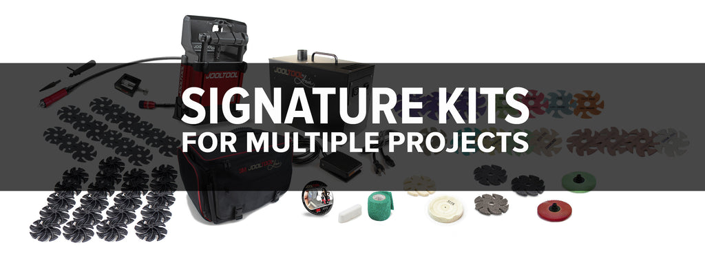 SIGNATURE kits for Multiple Projects