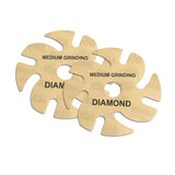 "3"" Diamond 45 Micron 2-pack"