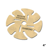 DIAMOND SANDING ABRASIVES