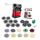 Metal & Soft Stone Finishing Kit