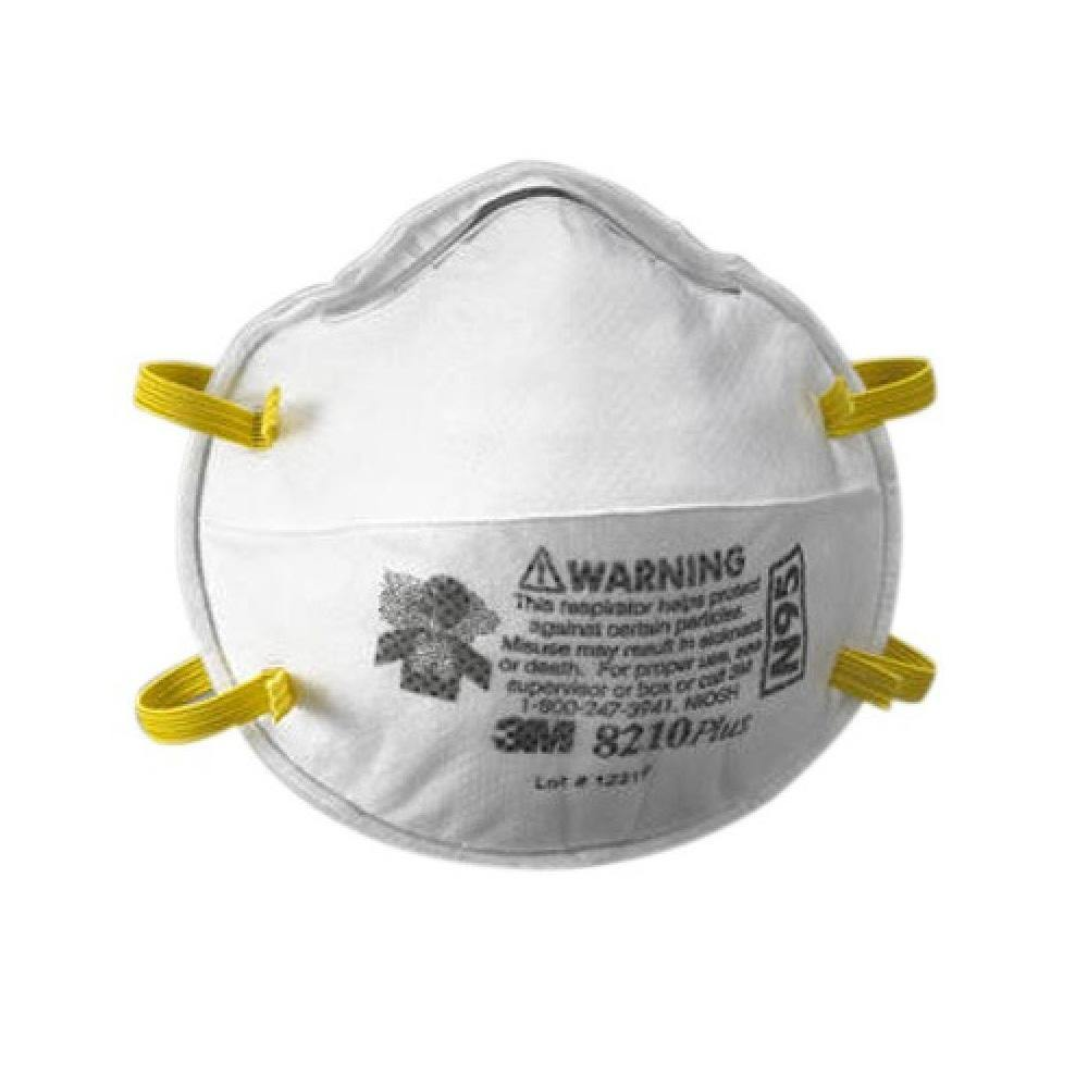 3M RESPIRATOR / DUST MASK (5-pack)