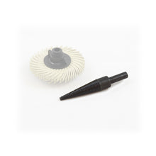 "QUICK-SCREW BRUSH ADAPTOR WITH ¼"" SHAFT"