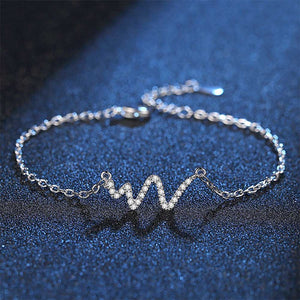 The Heartbeat Bracelet