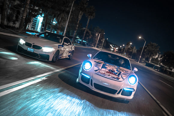 Now offering Goodsmile Racing style Itasha full and partial wraps shipped worldwide!