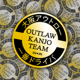 Outlaw Kanjo Team Badge