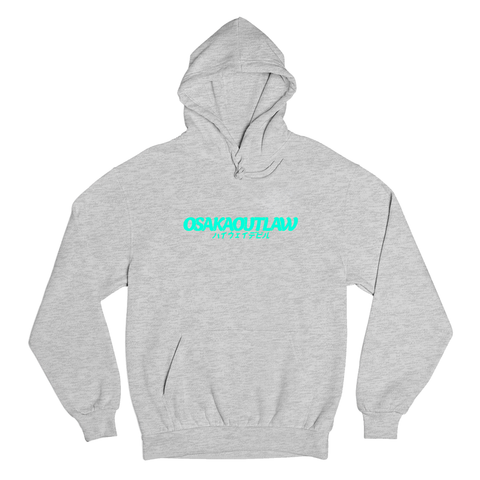 """Bubble Pop"" Hoodie - Grey"