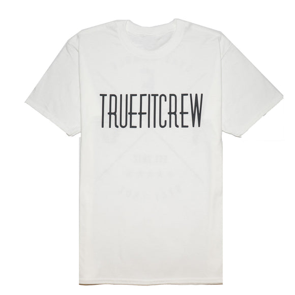 TrueFitCrew Official Tee - White