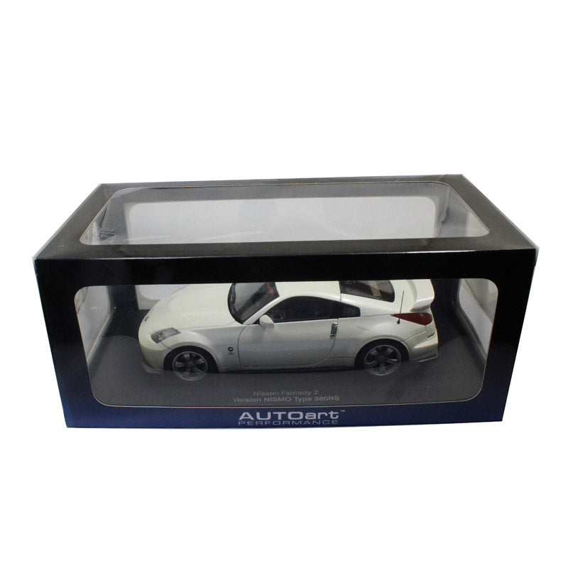 1/18 Autoart 77401 NISSAN Fairlady Z Version Nismo Type 380RS Diecast Model Car