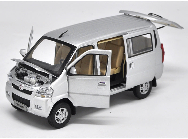 Original factory authentic 1:18 BAW 306 BC306Z alloy van car model diecast car model with small gift