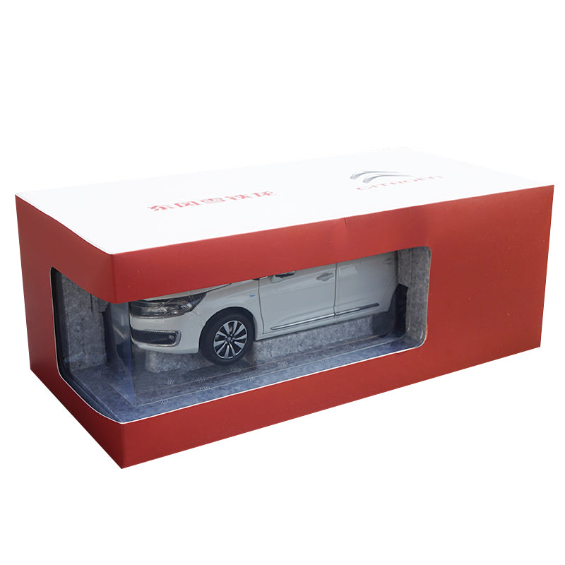 1:18 DONGFENG CITROEN C4L ALLOY DIECAST CAR MODEL with small gift