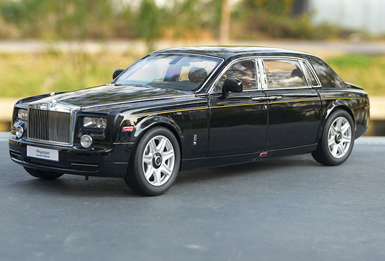 1:18 Diecast Kyosho Kyosho Rolls-Royce Phantom CAR MODEL with small gift