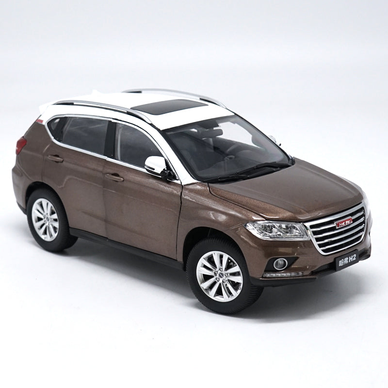 Original factory authentic 1:18 Haval H2 off-road vehicle model diecast car model with small gift
