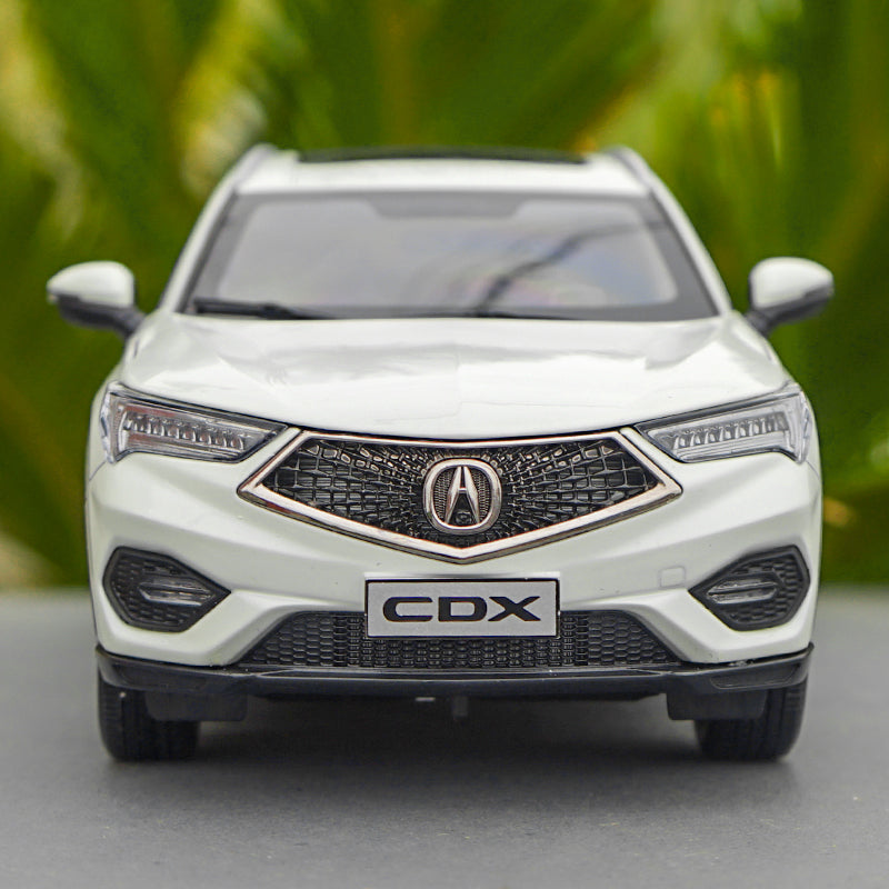 1:18 Scale Acura CDX 2018 Diecast Model Car + Small gift