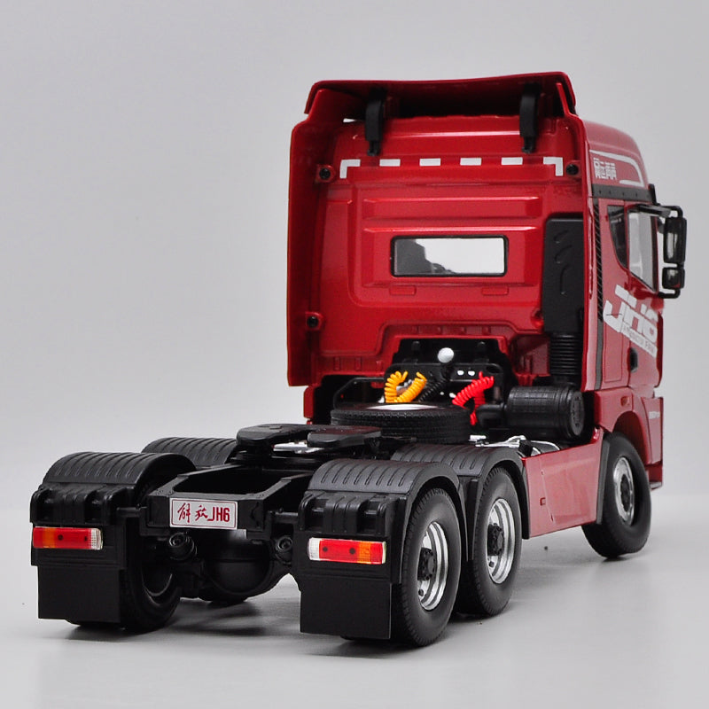 1:24 FAW JH6 DIECAST TRACTOR TRUCK MODEL WITH SMALL GIFT
