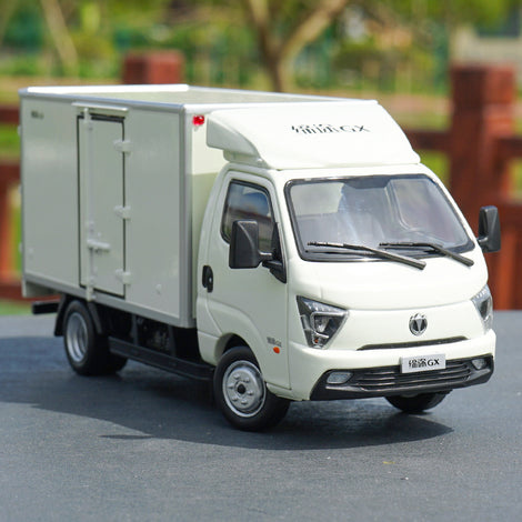 1:26 scale Diecast China feidie ditu GX van truck Car Model with small gift