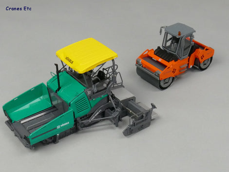1:35 Diecast Vögele 1880-3 L Road Paver for sale