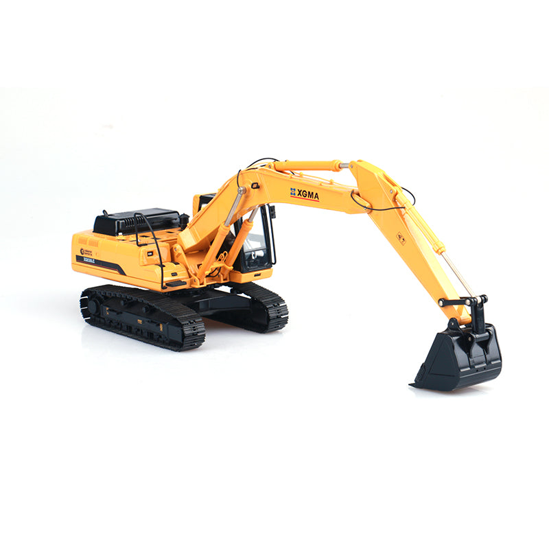 1:35 Xiagong XG833 excavator hook machine alloy construction machinery