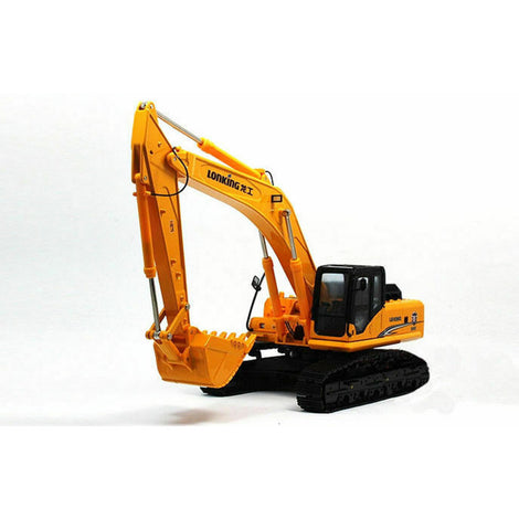 1:50 Diecast LONKING LG6365 Hydraulic crawler Excavator Engineering model with small gift