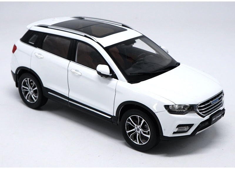 Original factory authentic 1:18 HAVAL H6 COUPE SUV diecast car models with small gift