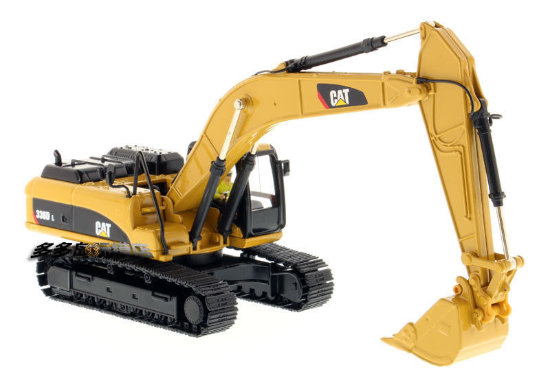 Diecast Master DM85241 Cat 336d L Hydraulic Excavator Vehicles Model Collection